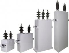 Condensers special high-voltage and pulse