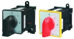 Package switches for chains of a direct current -
