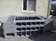 Оборудование для переработки автомобильных шин