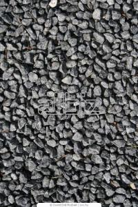 Sale of crushed stone for construction works for