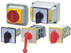 Package cam switches of management of production