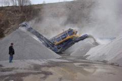 Elimination granite wholesale and retail. Crushed