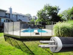 The swimming pool fence Shield