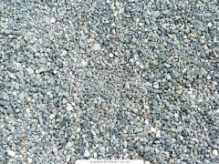 Crushed stone fractional. The prices from the