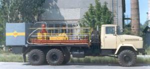 Installation pump mobile UNP-160h40