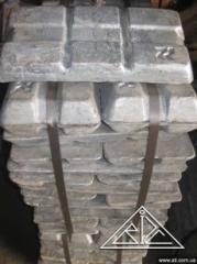 Zinc-enough flexible silvery white metal