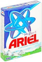 Стиральный порошок Ариэль 450г Горная свежесть