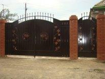 Ворота кованые | Ворота кованые  на заказ