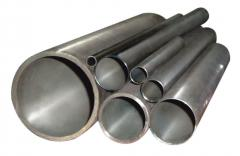 Pipe from steel corrosion-proof