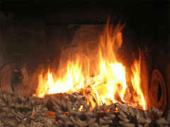 Древесный уголь для мангалов, грилей и барбекю