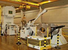 Оборудование для производства электродвигателей