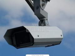 Video cameras of systems of security video