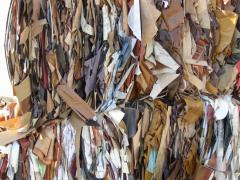 Waste furniture films