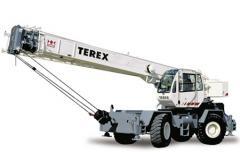 Кран для труднопроходимой местности Terex RT...