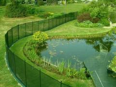 Матеріали для облаштування водоймищ, ставків, водозбірників