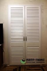 Двери жалюзийные