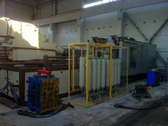 Foundry production