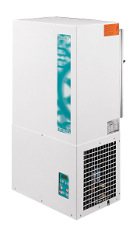 The water-cooling installations (chillers)
