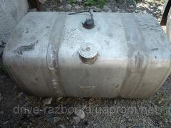 Fuel tank, spare part SECOND-HAND aluminum fuel