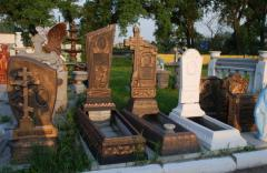 Пам'ятники бетонні від виробника