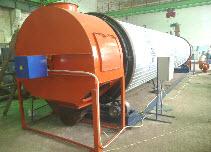 Оборудование для производства брикетов из соломы