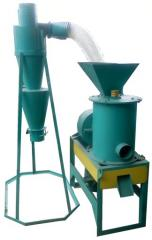 Huller-whitener machines