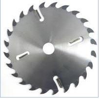 Cleaving circular saws