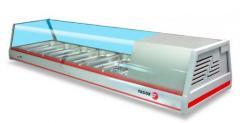 Витрина холодильная Fagor VTP-139P. Настольные