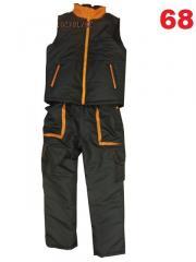 Protective clothes silvicultural