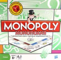 Настольная игра Монополия.Monopoly