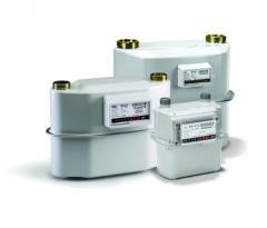 Gas counters in assortmen