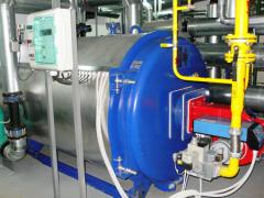 Gas consumption correctors