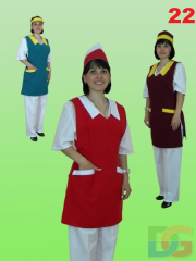 Uniform for sellers