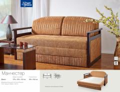 Sofas NST-ALYaNS Furniture factory, Bila Tserkva