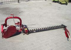 Mowing machine 1.4m with Cardan