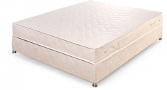 Mattresses of unilateral softness
