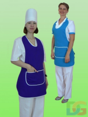Clothes for cooks of cues