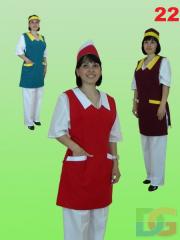 Uniform for shops