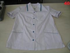 Uniform for laboratories