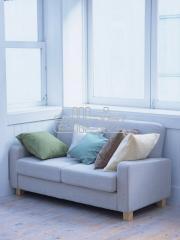 General room furniture. Upholstered furniture from