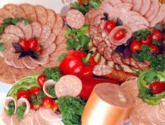 Колбасы печеночные