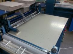 Крышкоделательный полуавтомат CMM-5070