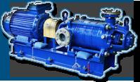 Насосы многоступенчатые секционные (насосы ЦНС, ЦНСГ) для чистой воды (системы водоснабжения)