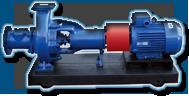 Насосы для сточных вод непогружные (СМ, 2СМ, СД, СДВ)