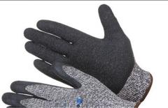 Перчатки для защиты от рисков механического