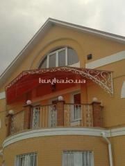 Shod canopies price Ukraine