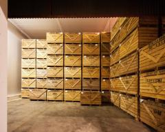 Vegetable storehouses