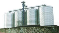Designs of granaries