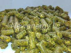 Lucerne in granules (Lucerne granules)
