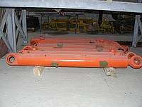 Hidrocilindri pentru excavatoare
